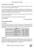 Wahlzeitung 2011 - Studierendenschaft der RWTH Aachen - RWTH ... - Seite 3
