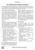 Wahlzeitung 2011 - Studierendenschaft der RWTH Aachen - RWTH ... - Seite 6