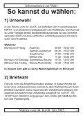 Wahlzeitung (komplette Version, als pdf) - Studierendenschaft der ... - Page 3