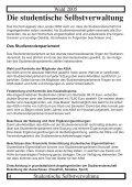 Wahlzeitung (komplette Version, als pdf) - Studierendenschaft der ... - Page 4