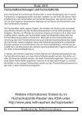 Wahlzeitung (komplette Version, als pdf) - Studierendenschaft der ... - Page 6