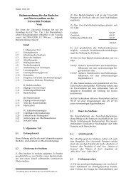 Ba/Ma-Rahmenordnung - Universität Potsdam