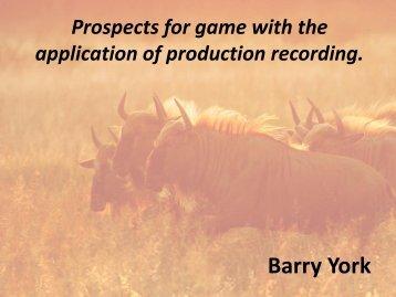 Barry York