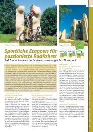 Beschreibung - Tourist Information Bitburger & Speicherer Land