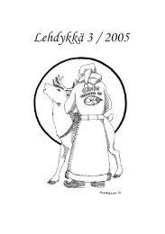 Lehdykkä 3 / 2005 - Student Oulu
