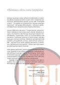 Olemassa oleva tieto käyttöön - Helsingin kaupunki - Student Oulu - Page 3