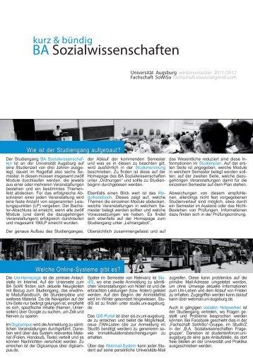 Flyer_small_neu - Universität Augsburg