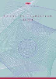 Focus on Transition 2/1998