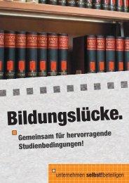 als PDF - Studentenstiftung Dresden