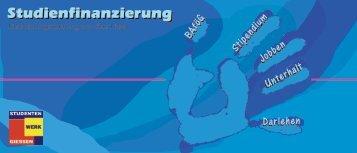 Studienfinanzierung aus einer Hand - Studentenwerk Gießen