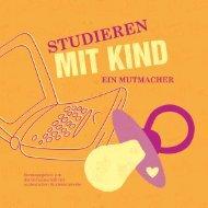 Studieren mit Kind - Deutsches Studentenwerk