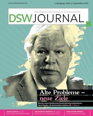 PDF Download - Deutsches Studentenwerk