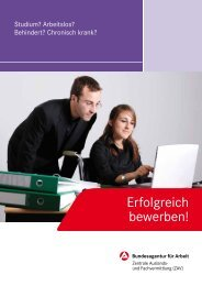 Studium? Arbeitslos? Behindert? - Deutsches Studentenwerk