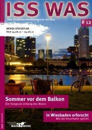 N° 12 - Studentenwerk Frankfurt am Main