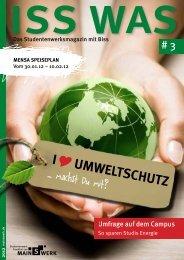 N°3 - Studentenwerk Frankfurt am Main