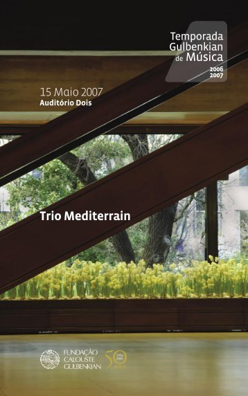 Trio Mediterrain - Student Home Pages