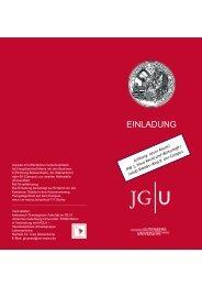 Programm-Flyer als PDF-Datei - Johannes Gutenberg-Universität ...