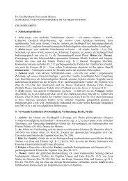 Dr. Udo Reinhardt (Universität Mainz) SCHICKSAL UND ...