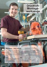 Broschüren Download (pdf) - Druckluft-Service-Keul