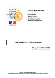 Document d'accompagnement module ... - Académie de Lille