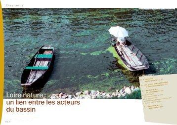 un lien entre les acteurs du bassin - Loire nature