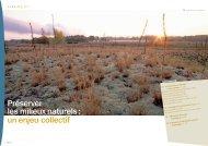 Préserver les espaces et les espèces - Loire nature