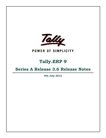 hands notes of tally erp 9 free download Tallyerp 9 is gst-ready erp software used for billing, accounting, inventory management and purchases by over million businesses across 100 countries.