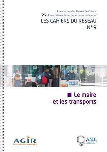 Couv maire transport - Participation de la CUB et de ses communes