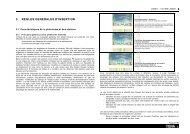 Règles générales d'insertion - Participation de la CUB et de ses ...