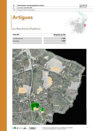 La Blancherie - Participation de la CUB et de ses communes - La CUB