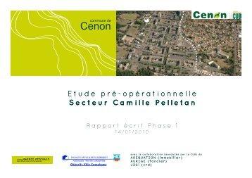 AURIGE (foncier) - Participation de la CUB et de ses communes - Cub