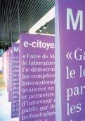 Bilan de la participation sur le projet métropolitain - Participation de ... - Page 7