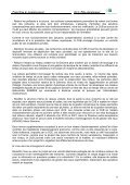 Diagnostic pour le Projet Eau et Assainissement de la CUB - Page 4