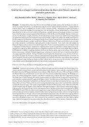 Análise da evolução tectonossedimentar da Bacia dos ... - CPRM