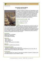 Le port de Saint-Malo - Arehn