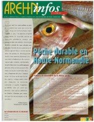 Pêche durable en Haute-Normandie - Arehn