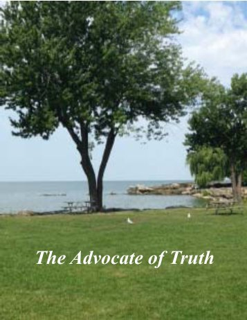 The Advocate of Truth
