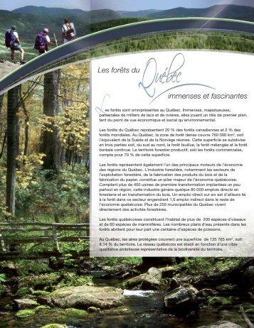 Format PDF, 319 Ko - Ministère des Ressources naturelles ...