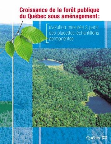 Format PDF, 570 Ko - Ministère des Ressources naturelles ...