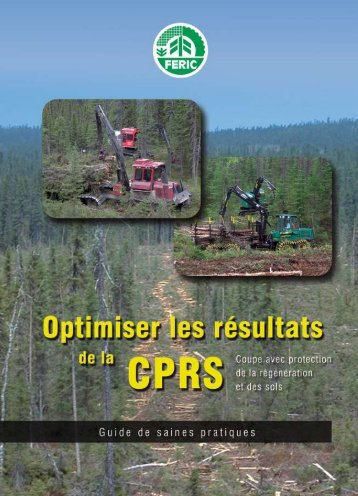 Format PDF, 1,32 Mo - Ministère des Ressources naturelles