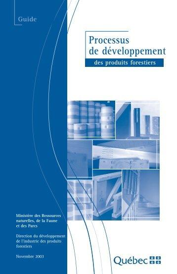 Format PDF, 1,03 Mo - Ministère des Ressources naturelles ...