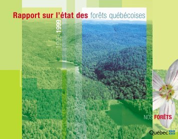 Format PDF, 8,02 Mo - Ministère des Ressources naturelles ...