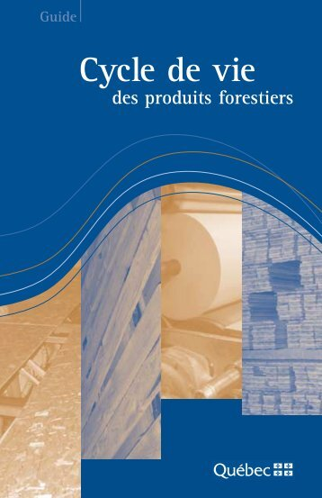 Format PDF, 662 Ko - Ministère des Ressources naturelles ...