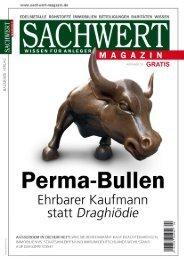 Sachwert Magazin Online Nr 25