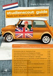 Download des neuen Studienscout Guide - Studium in den ...