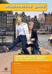geht's zum Download: Die 8. Ausgabe des Studienscout Guide!
