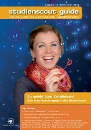 Als pdf zum Download - Studium in den Niederlanden