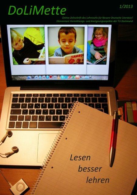 DoLiMette 1-2013.pdf - StudiGer - TU Dortmund