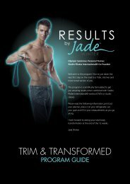 TRIM & TRANSFORMED - Studio Pilates