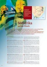 Südafrika - Studiosus Reisen München GmbH